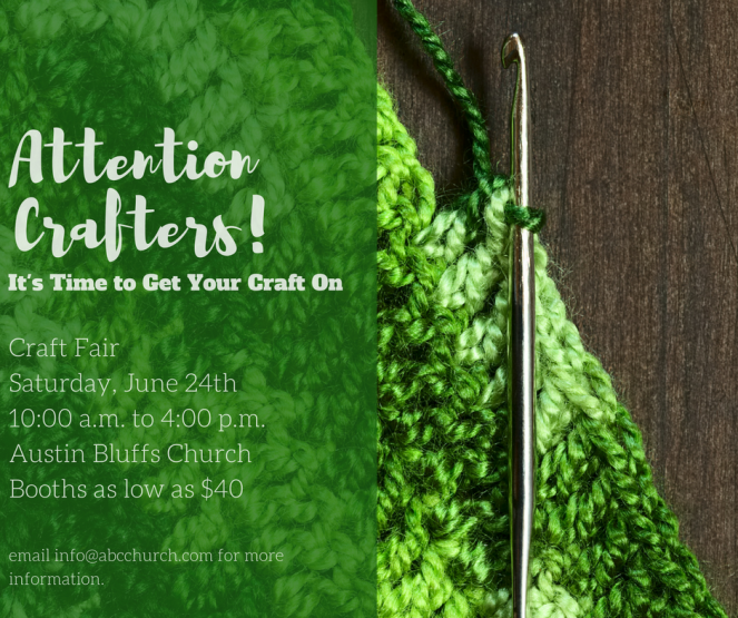 Vendor Ad Craft Fair